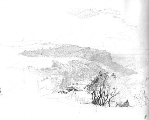 little bay cliffs 1
